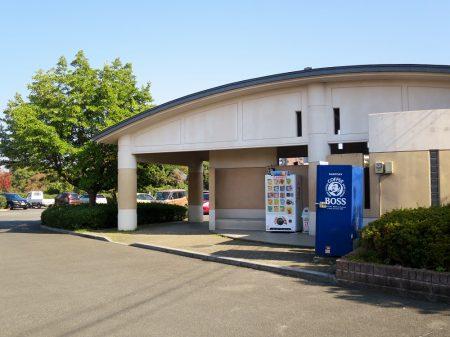 ▲2か所目は市民病院にほど近い「上江津地区多機能トイレ」。駐車場内にあり、利用者も多い場所ですが、ここも利用者のマナーがよろしくキレイでした