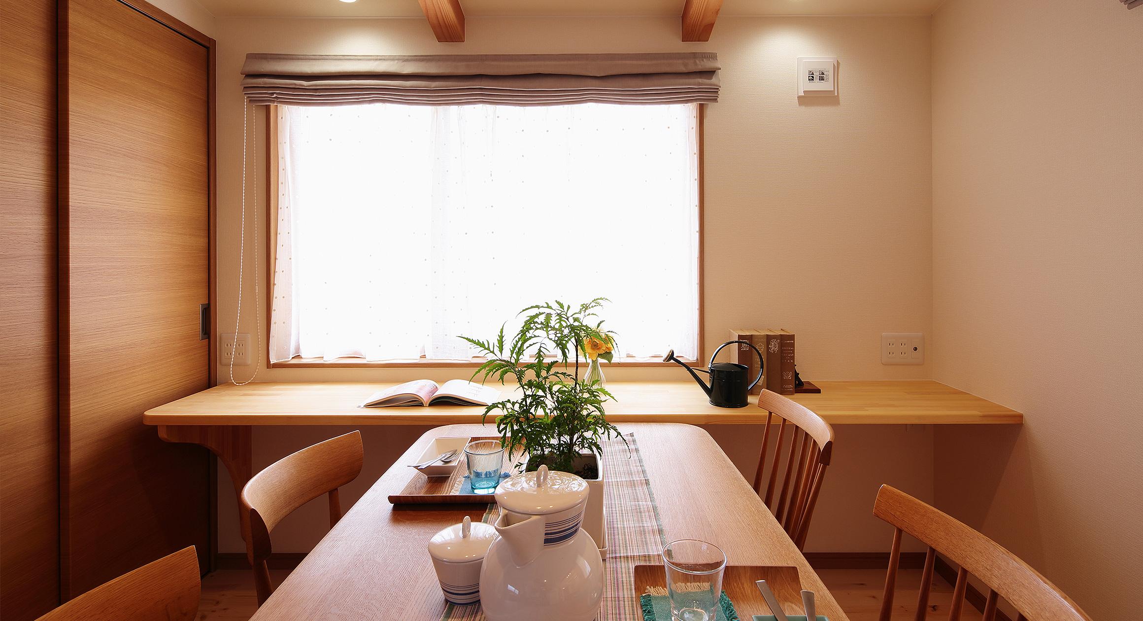 三友工務店の新築注文住宅 菊陽町M様邸
