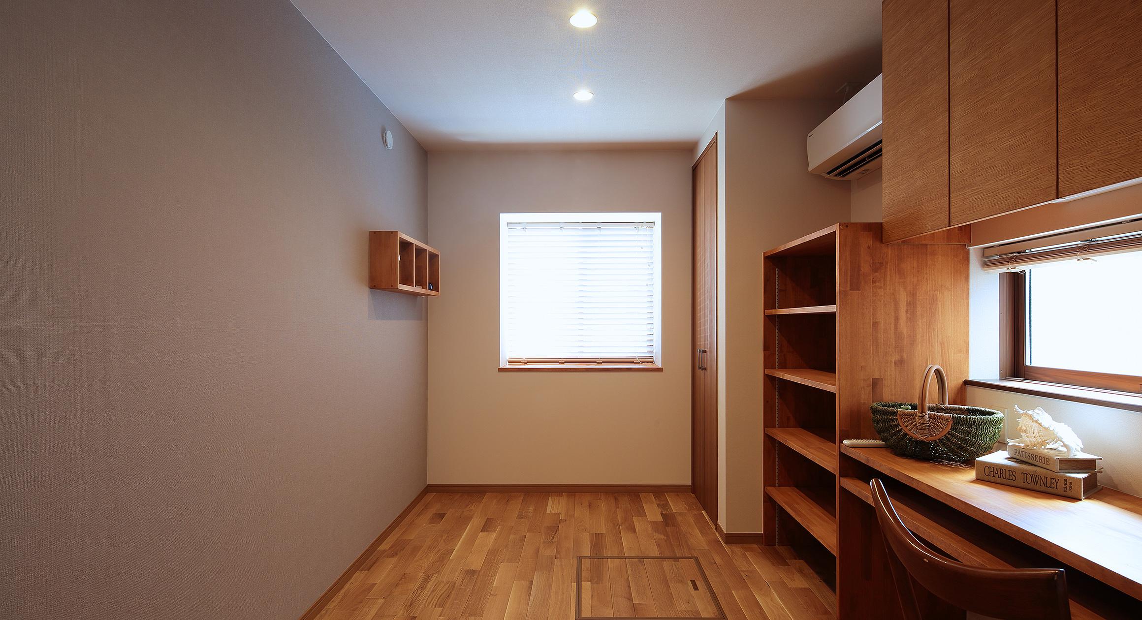 三友工務店の新築注文住宅 熊本市M様邸