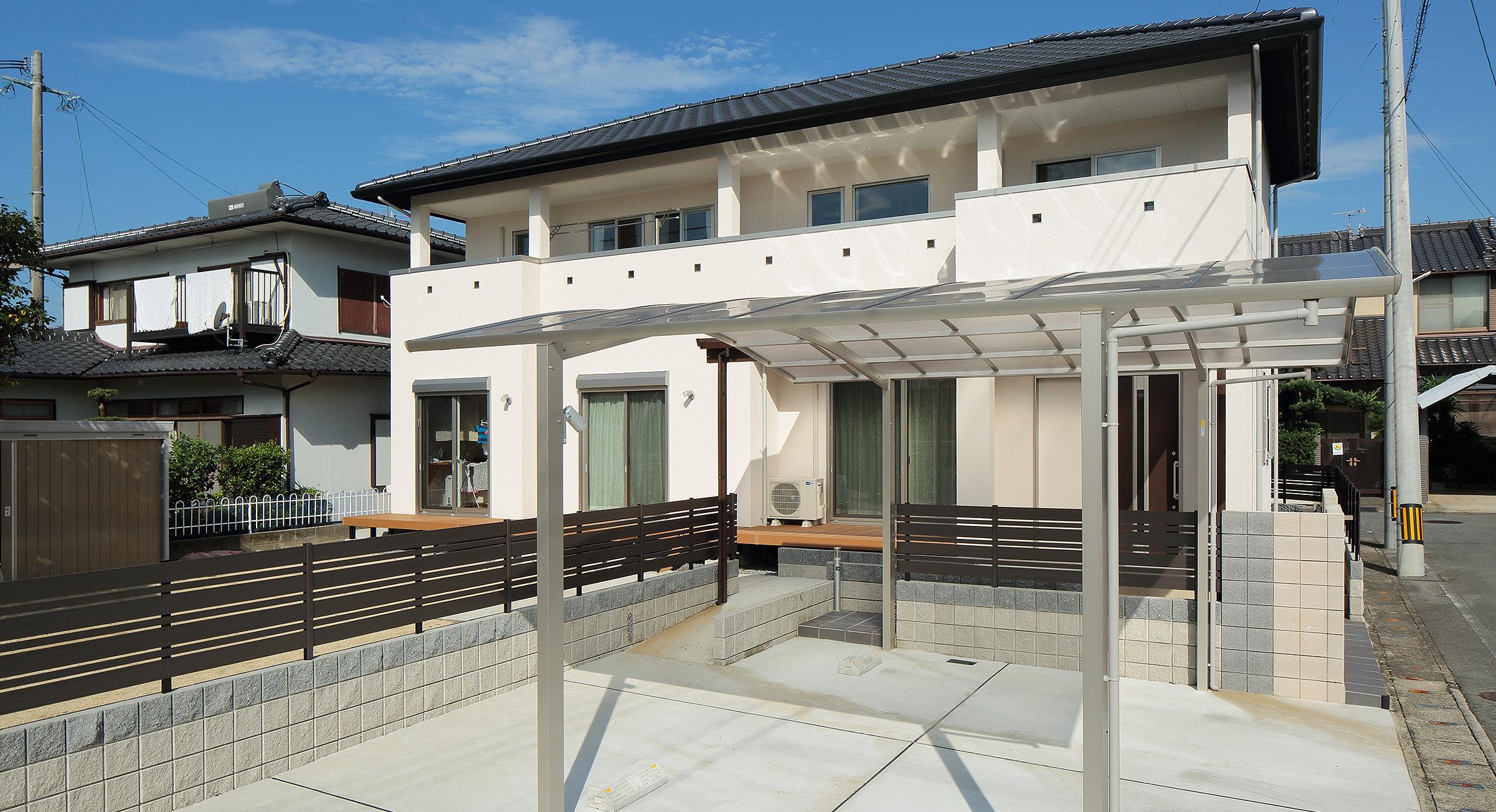 三友工務店の新築注文住宅 熊本市S様邸