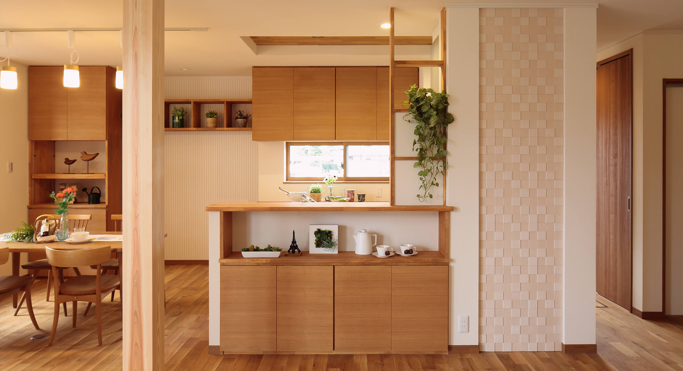 三友工務店の新築注文住宅 熊本市H様邸
