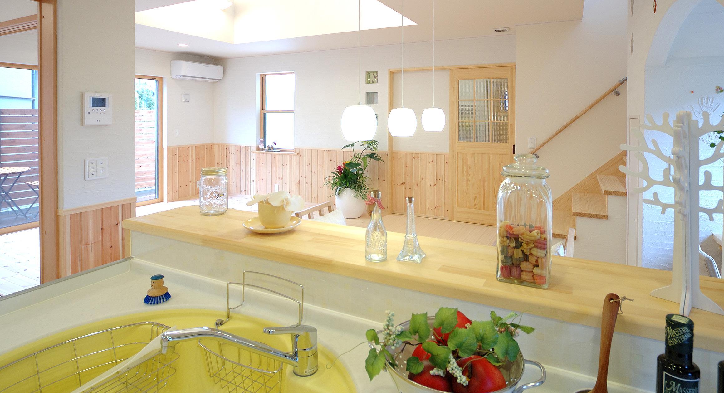 三友工務店の新築注文住宅 熊本市Y様邸