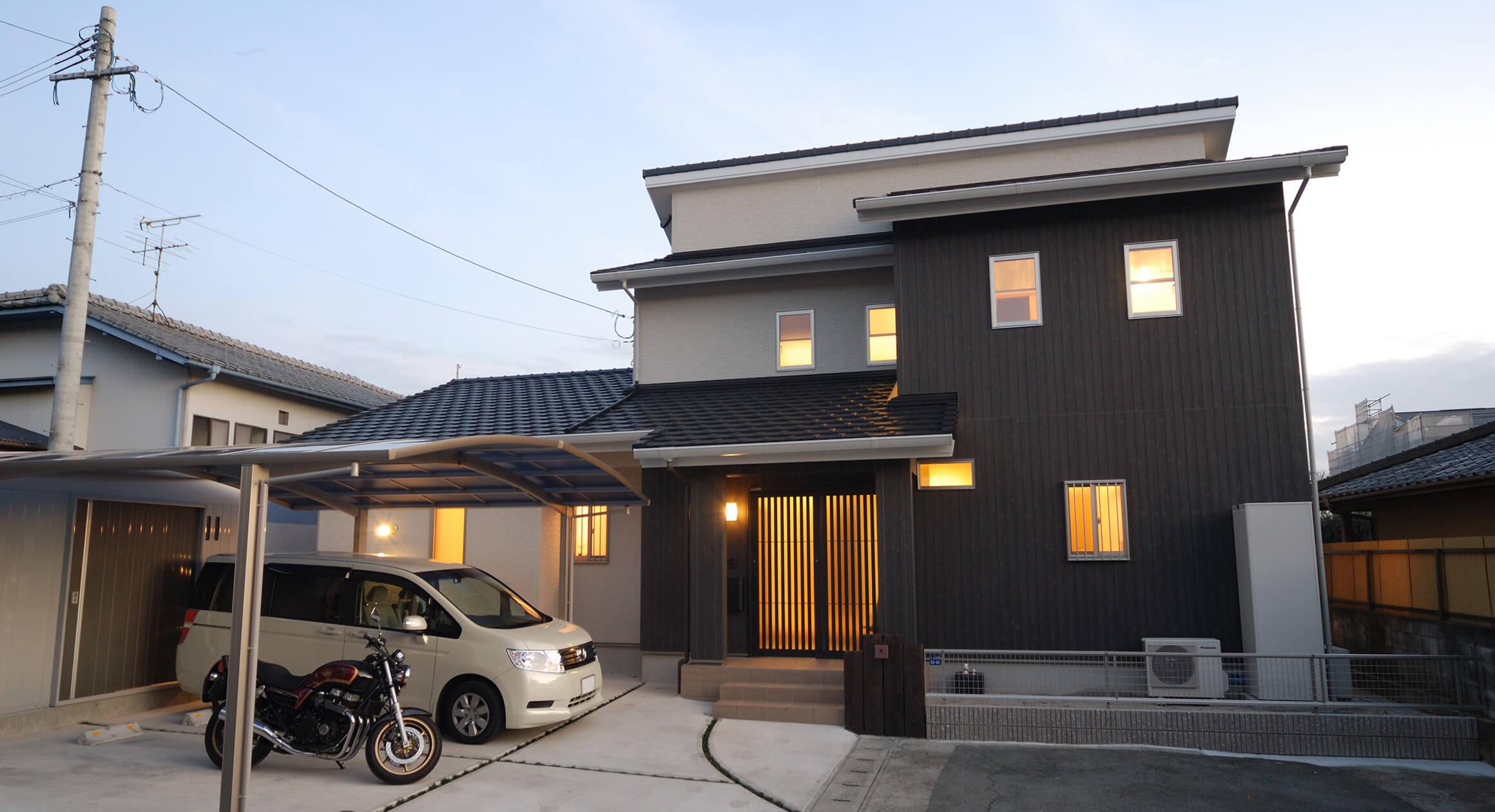 三友工務店の注文住宅 熊本市H様邸