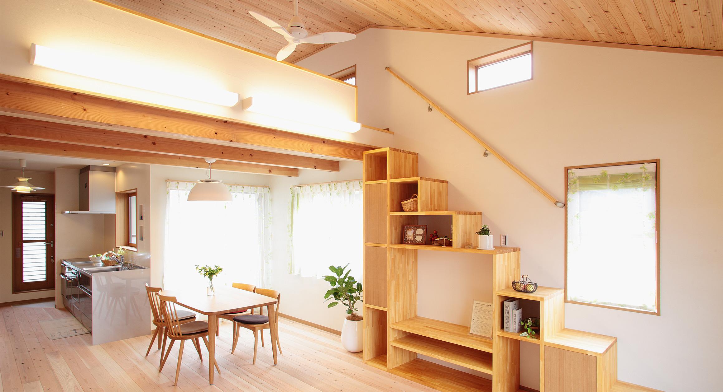 三友工務店の注文住宅 熊本市F様邸