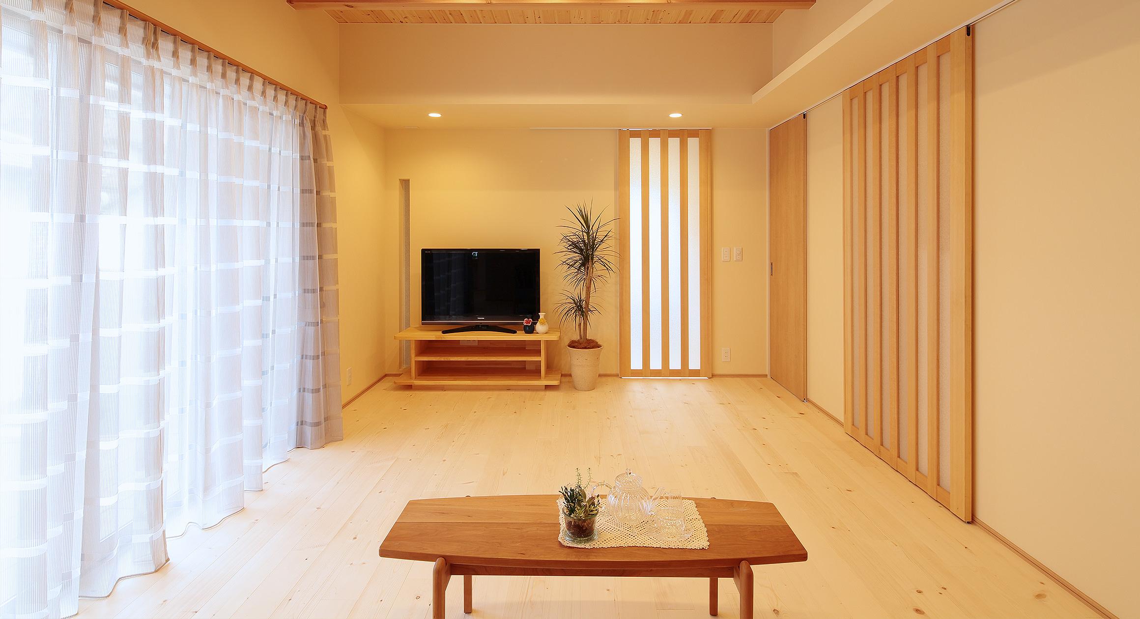 三友工務店の新築注文住宅 熊本市O様邸