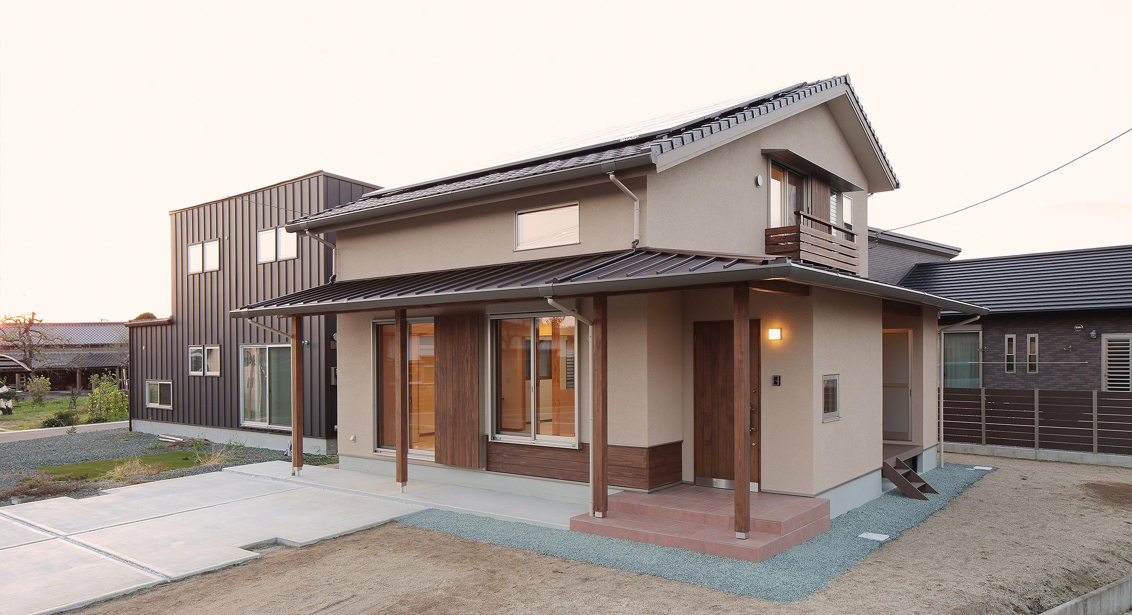 三友工務店の新築注文住宅 菊池市D様邸