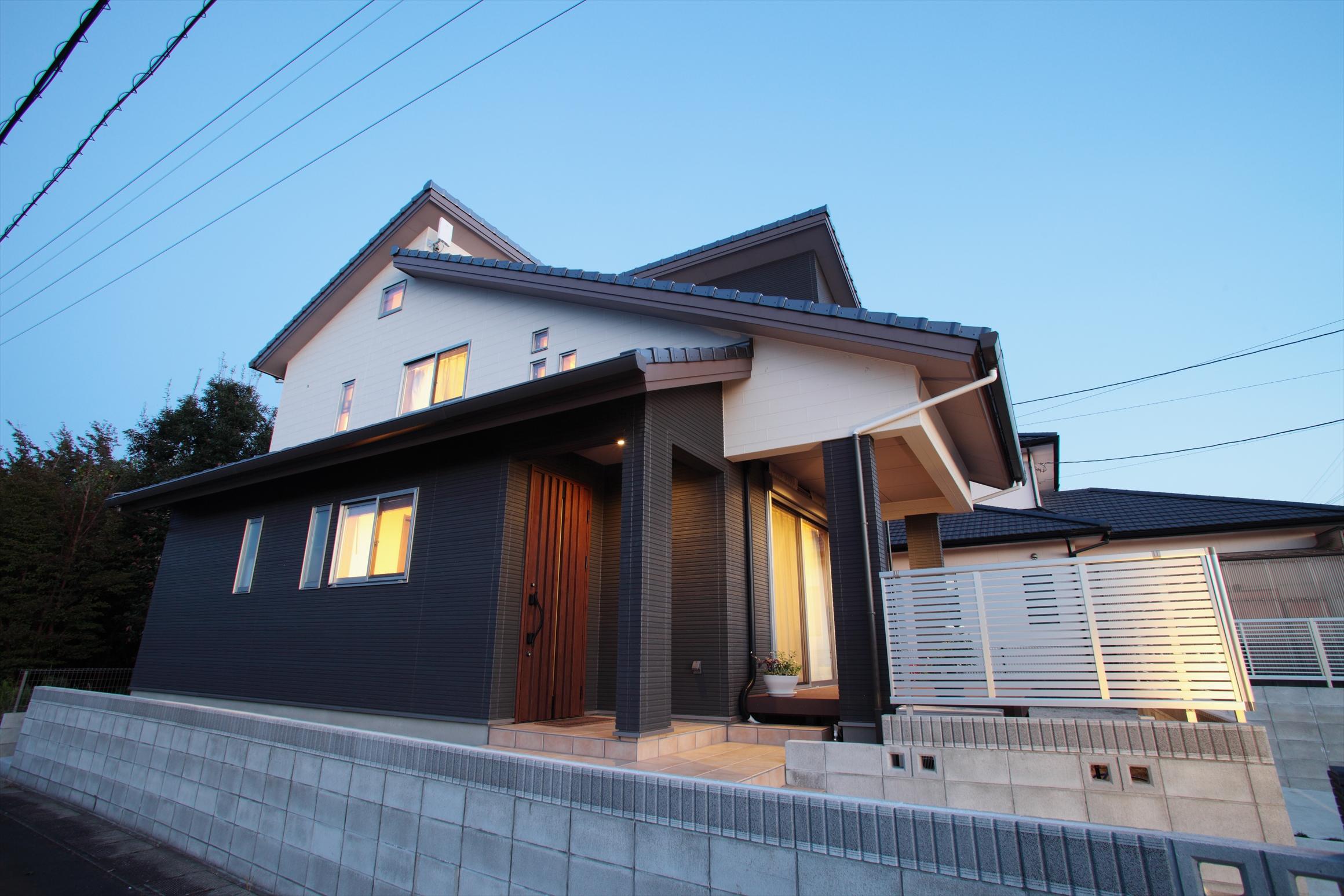 三友工務店の新築注文住宅 菊陽町F様邸