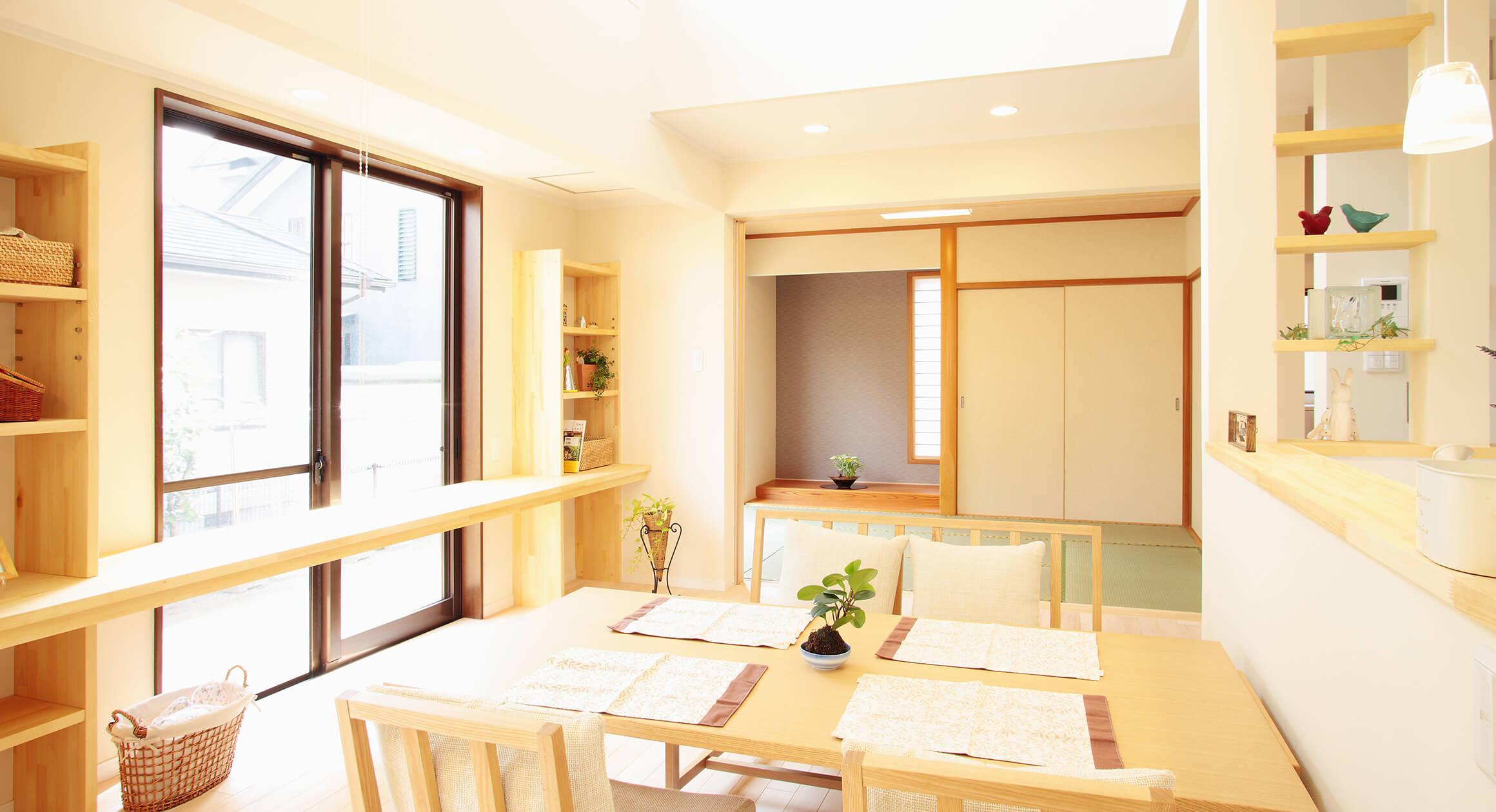三友工務店のリフォーム・リノベーション事例 熊本市T様邸