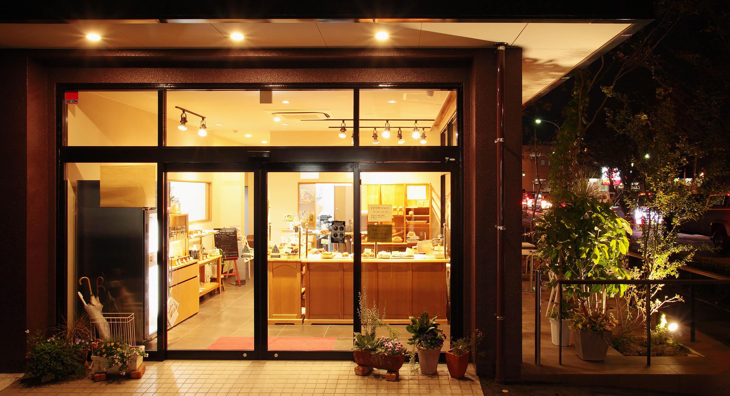 三友工務店のリフォーム・リノベーション事例 熊本市ブーランジュリー ニュイ テ ジュール様