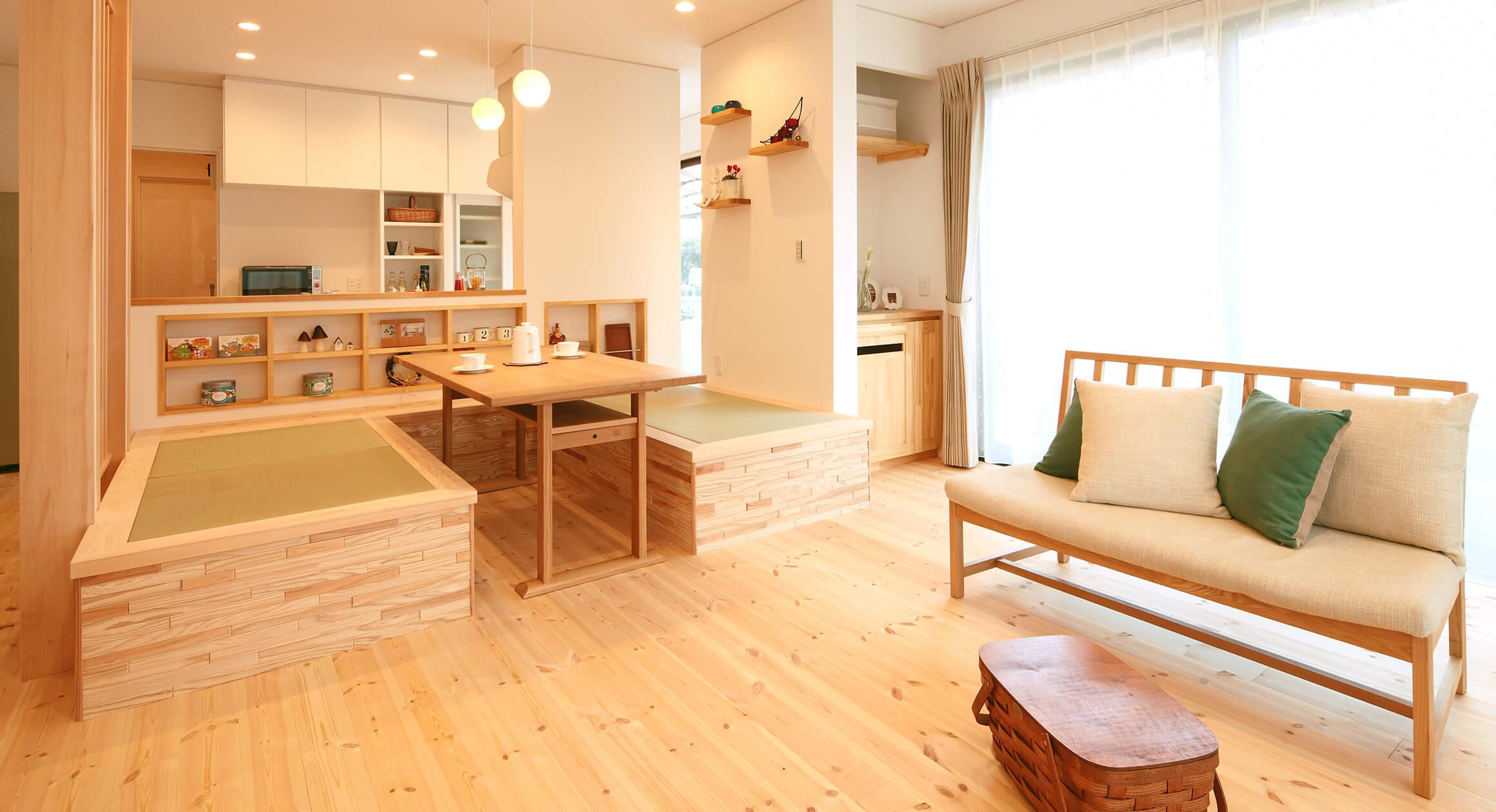 三友工務店のリフォーム・リノベーション事例 熊本市K様邸