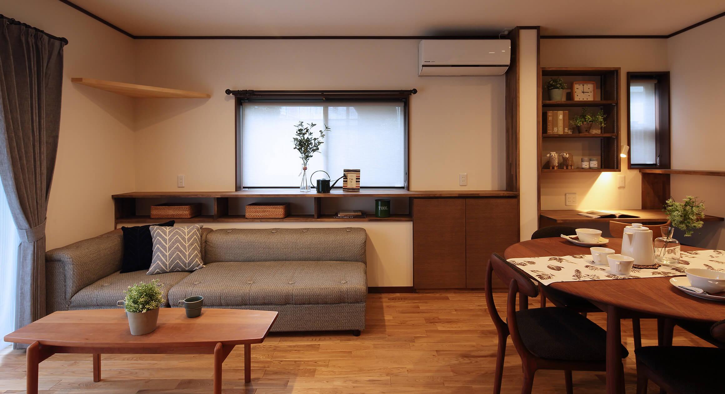三友工務店のリフォーム・リノベーション事例 熊本市U様邸