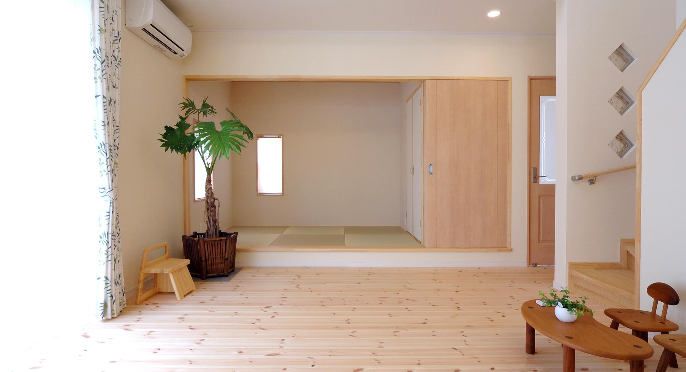 三友工務店の注文住宅 熊本市O様邸