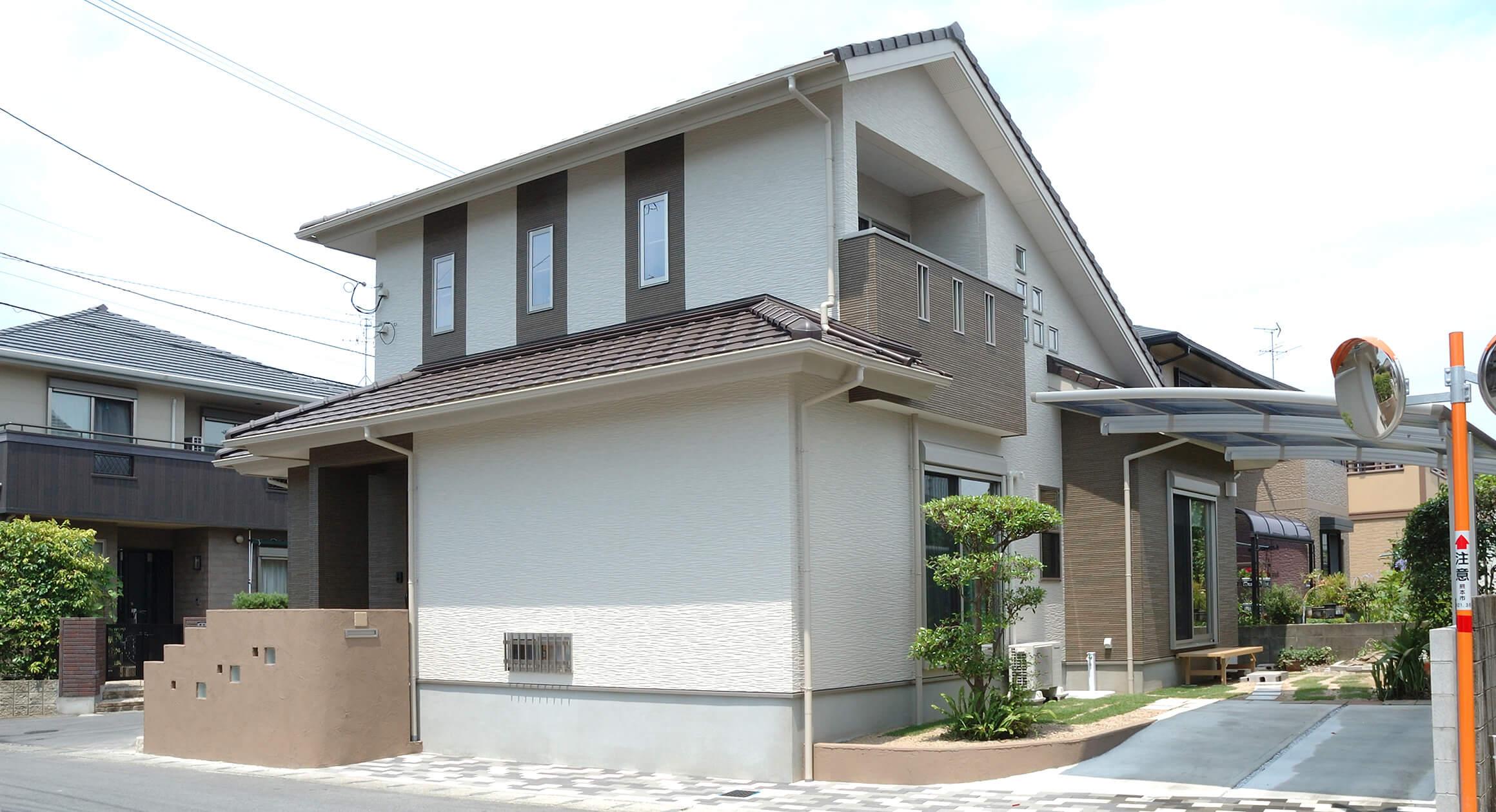 三友工務店の注文住宅 熊本市I様邸