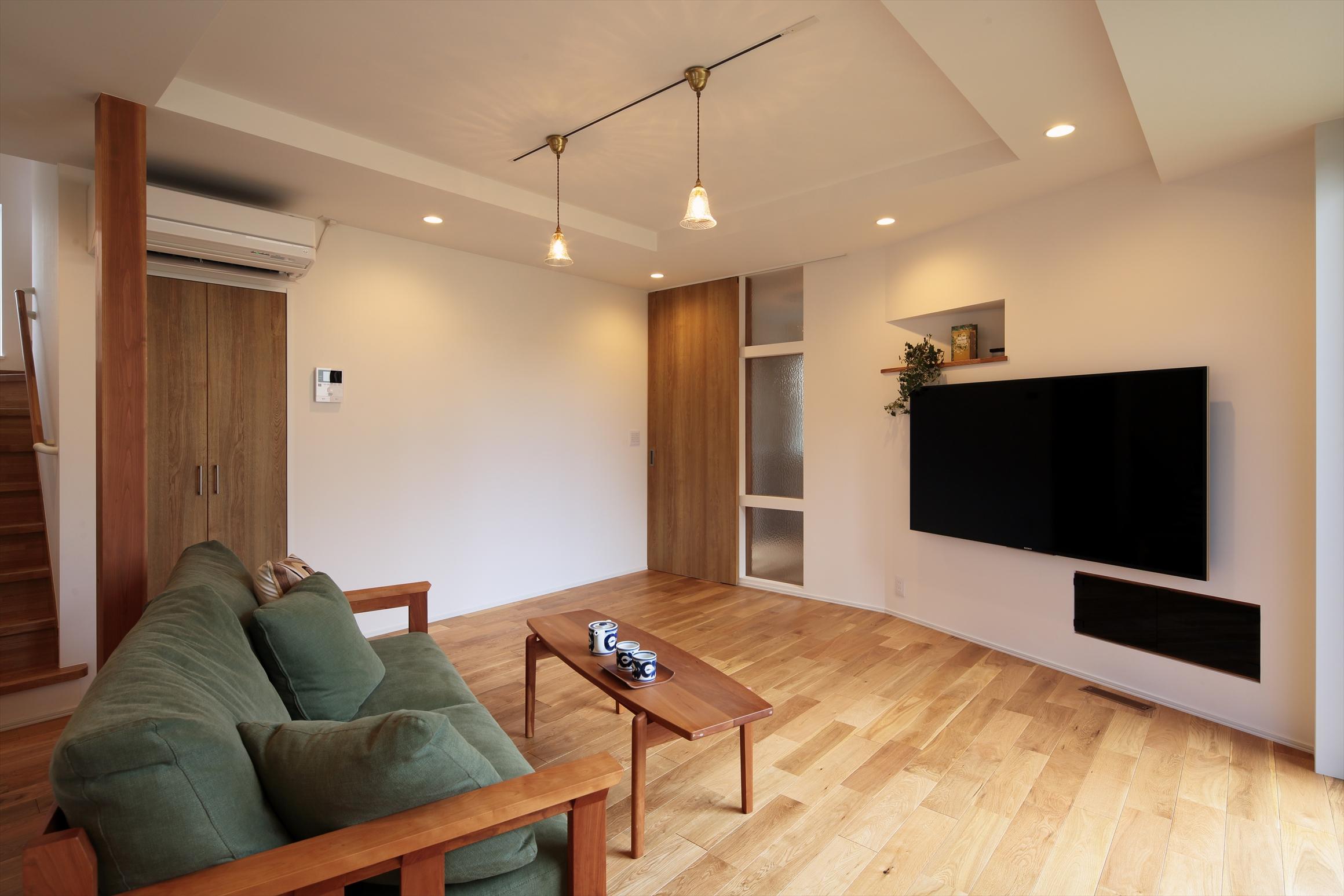 三友工務店の新築注文住宅 熊本市西区K様邸