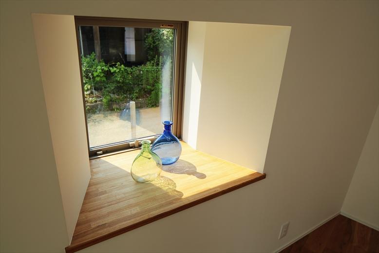 三友工務店の新築注文住宅 木造二階建て K様邸