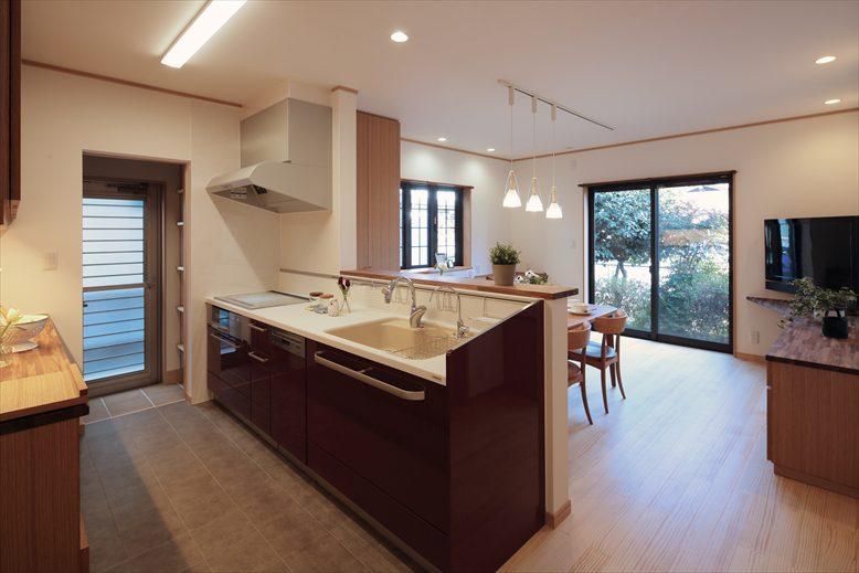 三友工務店のリフォーム・リノベーション事例 木造2階建て T様邸