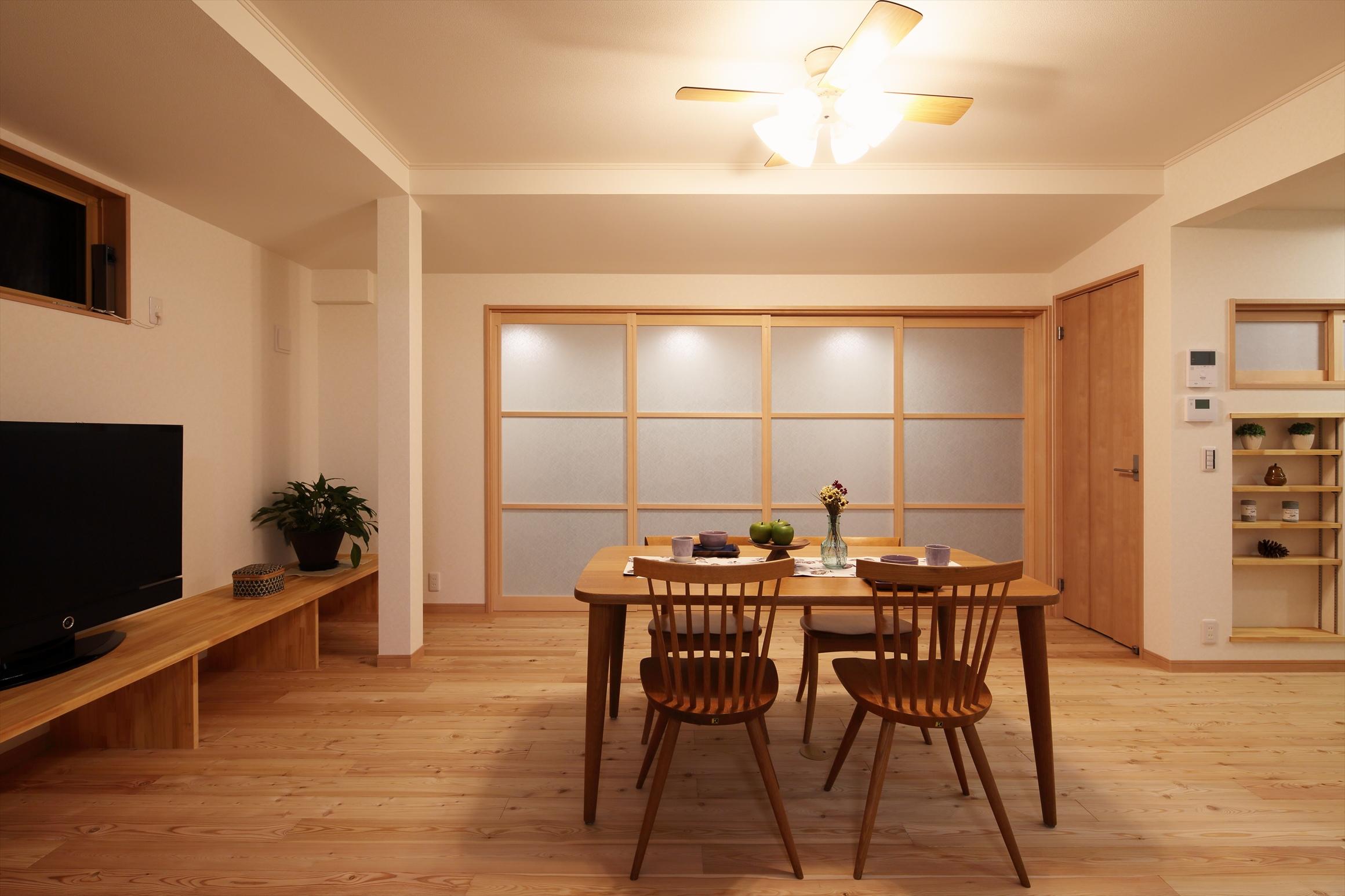 三友工務店のリフォーム・リノベーション事例 熊本市北区S様邸