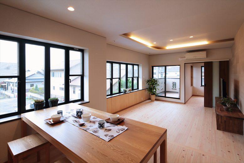 三友工務店のリフォーム・リノベーション事例 木造2階建て M様邸