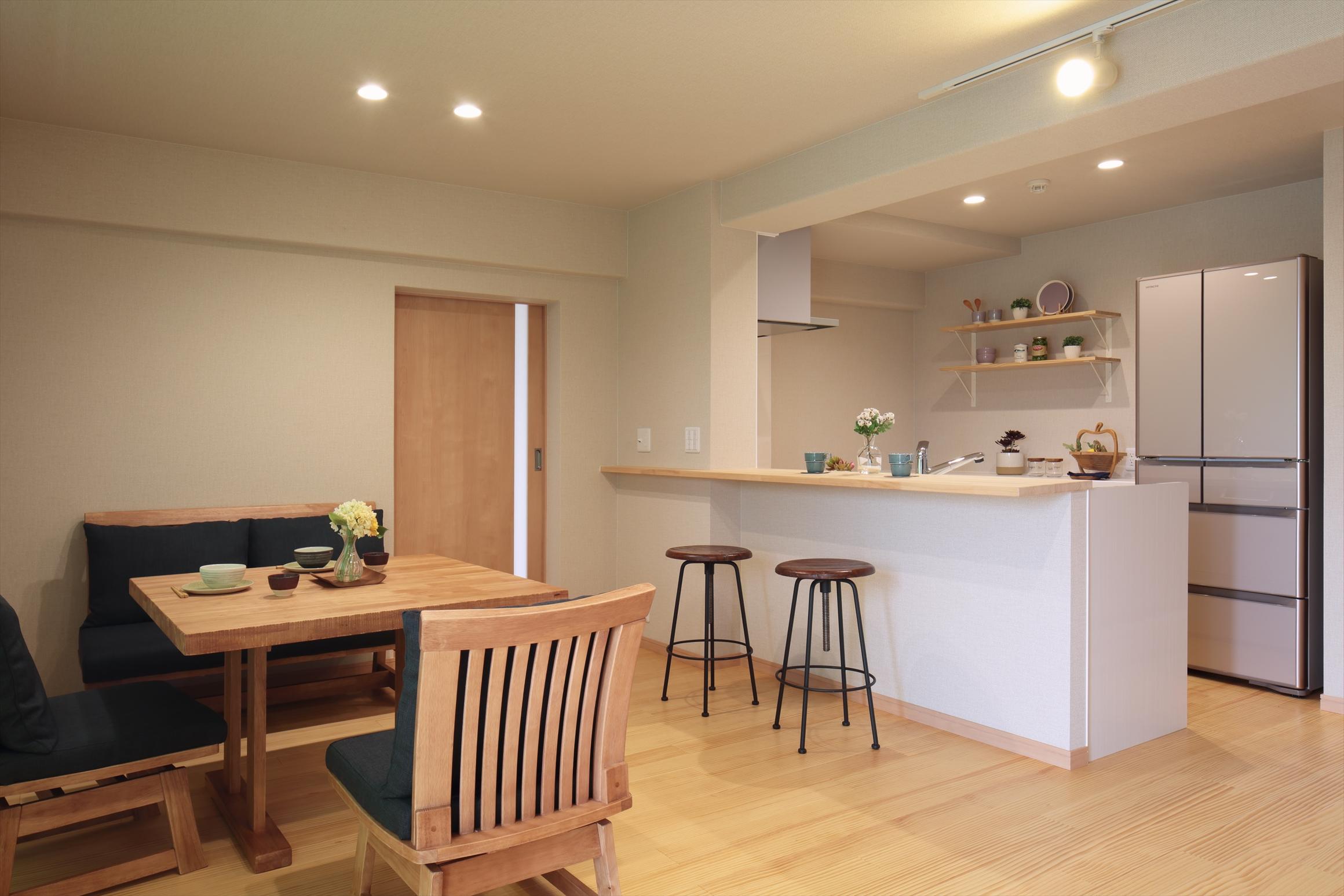 三友工務店のリフォーム・リノベーション事例 熊本市東区K様邸
