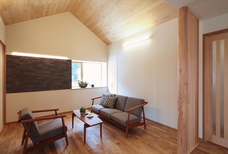 三友工務店の新築注文住宅 木造二階建て Y様邸