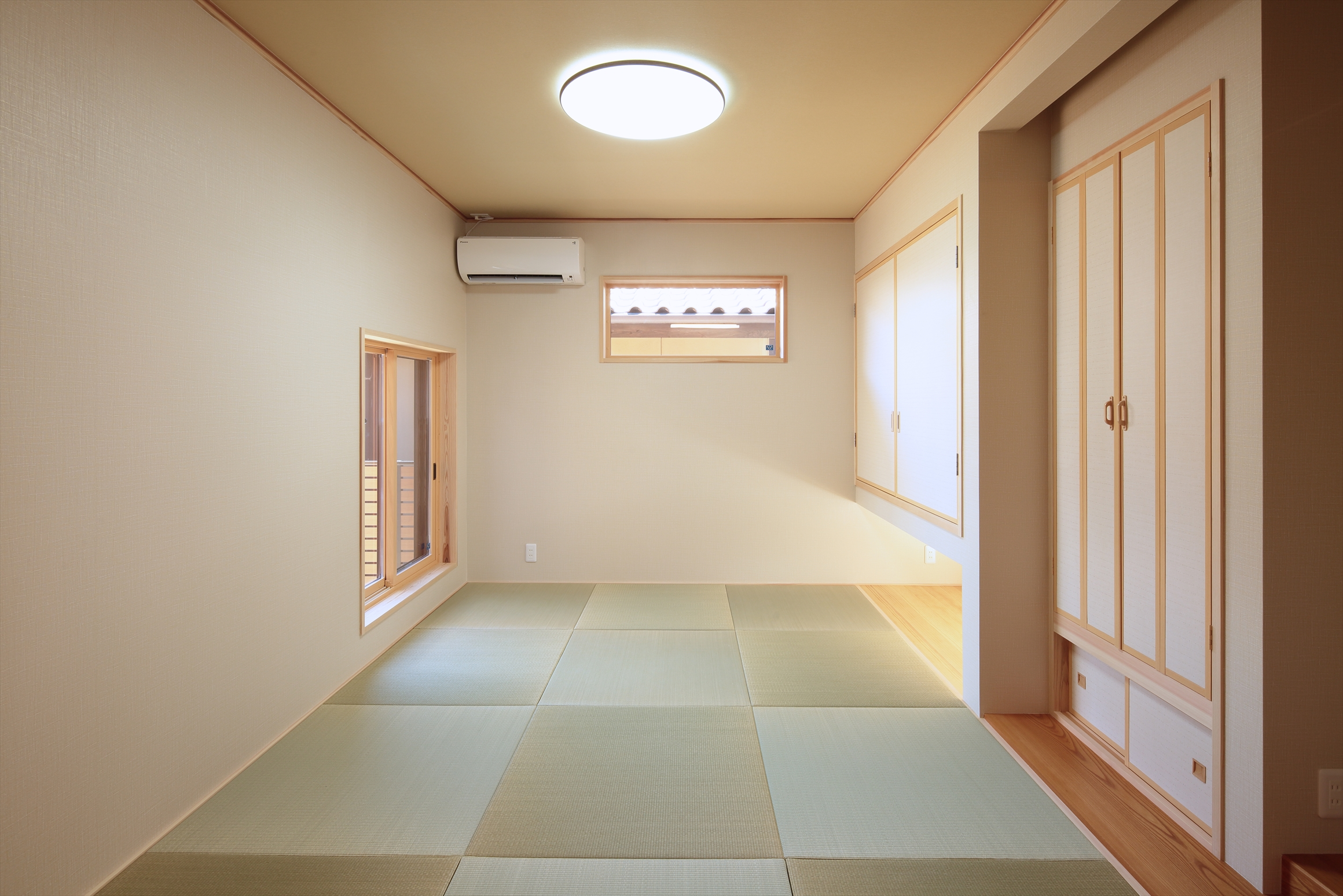 三友工務店の新築注文住宅 熊本市東区Y様邸