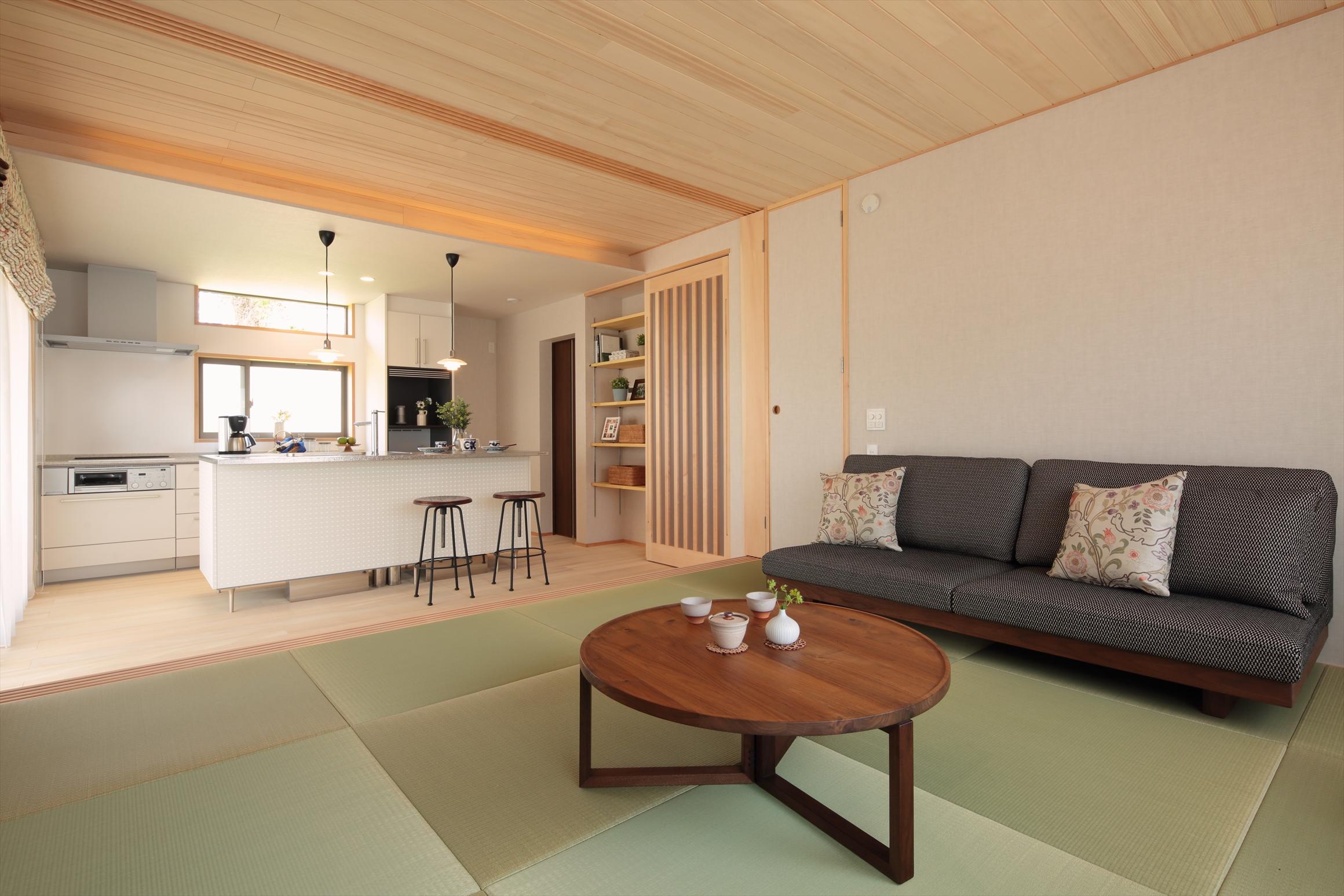 三友工務店の新築注文住宅 熊本市東区F様邸