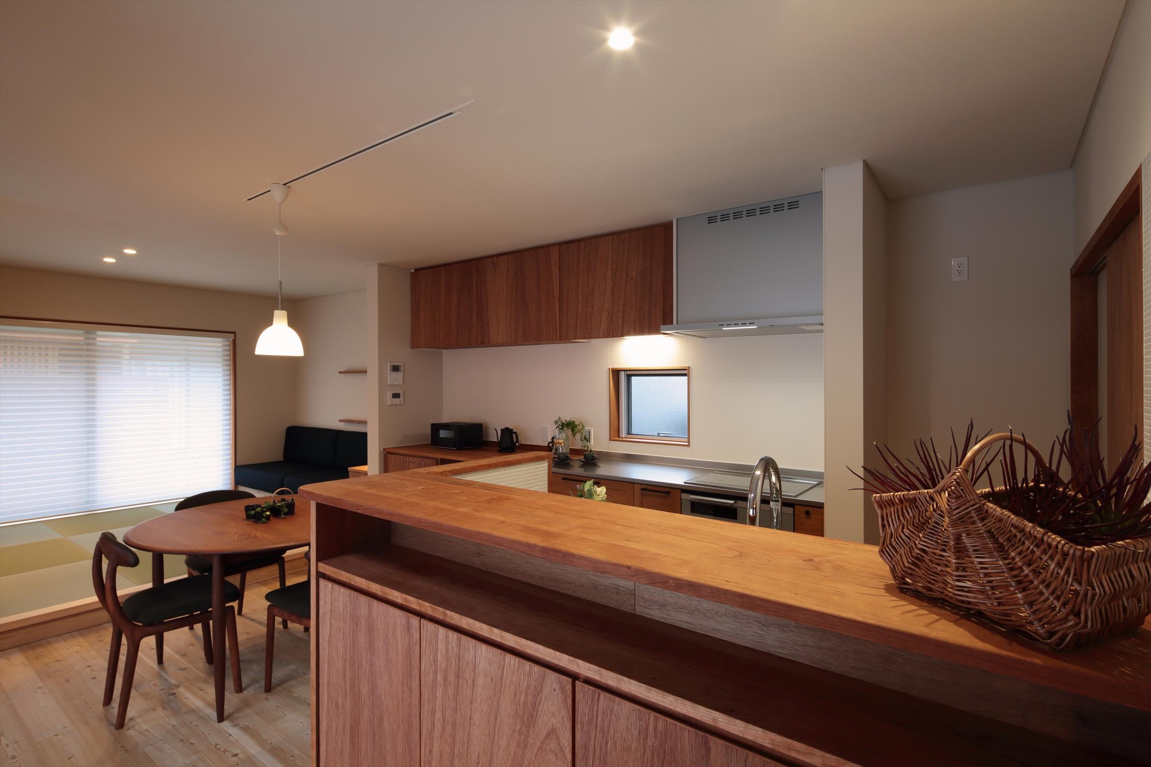 三友工務店の新築注文住宅 熊本市東区N様邸