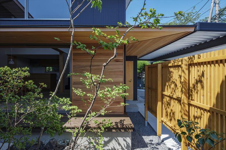 三友工務店の新築注文住宅 木造平屋 N様邸