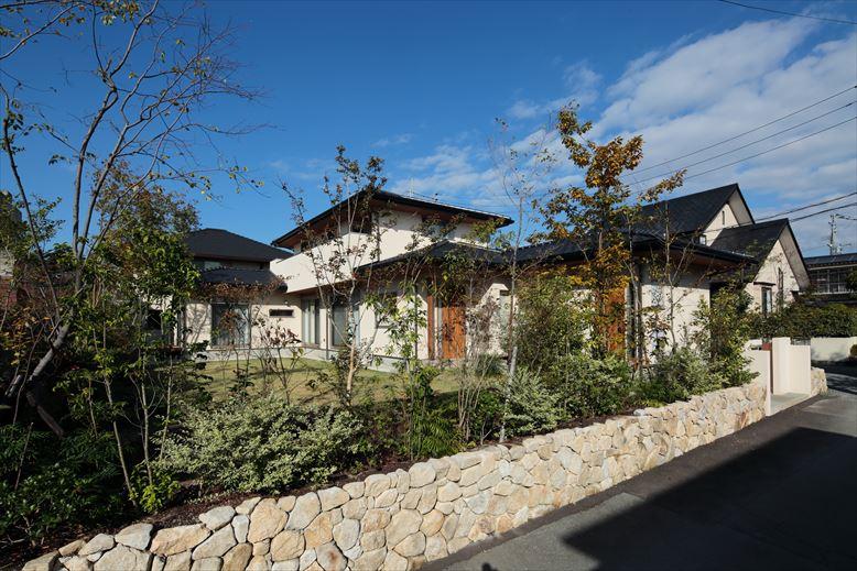 三友工務店の新築注文住宅 木造2階建て N様邸