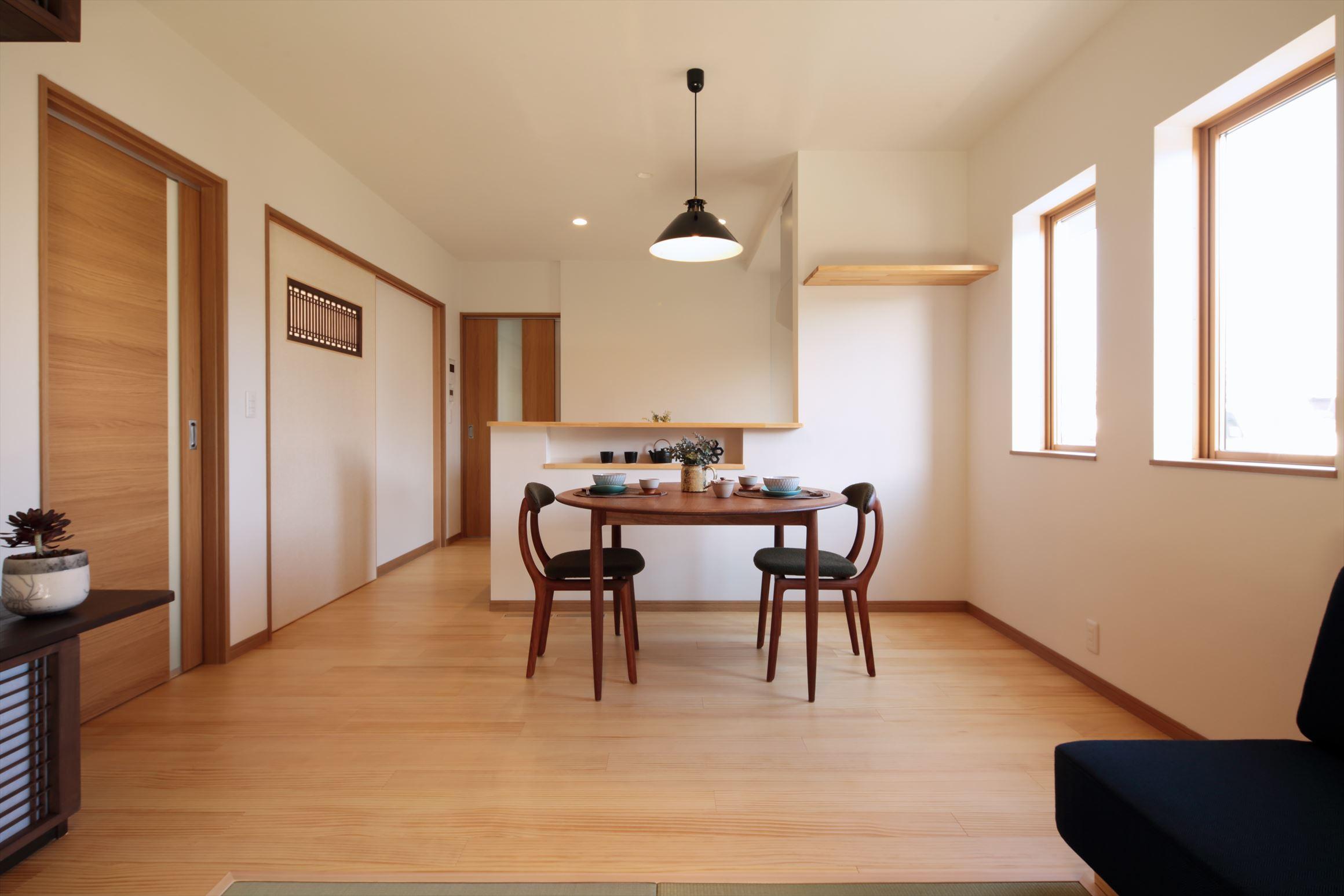 三友工務店の新築注文住宅 熊本市東区H様邸