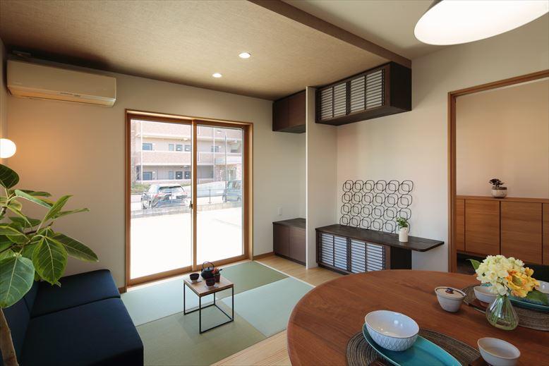 三友工務店の新築注文住宅 木造2階建て H様邸